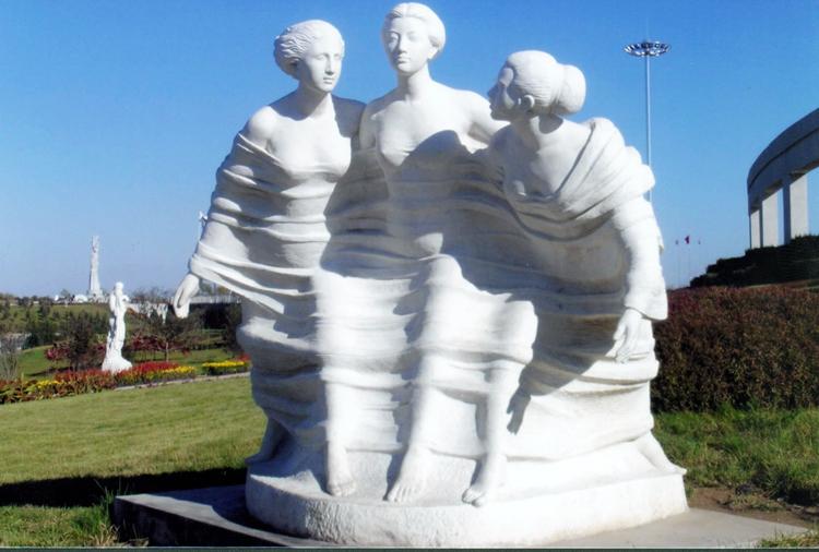 Парк мировых скульптур
