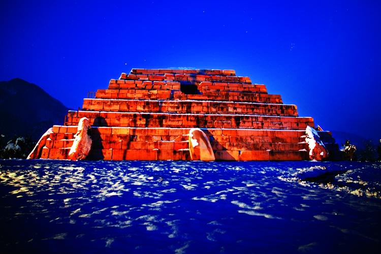 Столичные города и гробницы древнего королевства Когурё