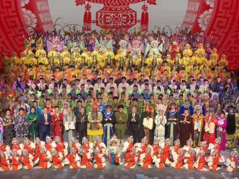 Цзилиньская опера «Ши Цянь получает приглашение» дебютировала на Новогоднем вечере традиционной китайской оперы